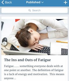 New blog is up. The Ins and Outs of Fatigue on theworldseesnormal.com #spoonienloggers #thelupielife #influenster #theworldseesnormal #chronicfatigue #chronicillness #chronicfatiguesyndrome