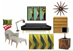 Retro. Check out this moodboard created on @Cheryl Brogan: undefined by becd21