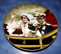 July Prince Charles marries Lady Diana Spencer in Saint Paul's Cathedral. Princess Diana Family, Real Princess, Princess Of Wales, Charles And Diana, Prince Charles, Lady Diana Spencer, Wedding Honeymoons, Tv Guide, Royal Families