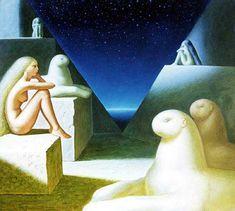 Eternal Wakefulness - Sabin Balasa