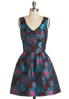 Glow by Heart Dress | Mod Retro Vintage Dresses | ModCloth.com