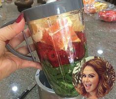 Chiquis Rivera's slimming citrus smoothie