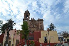 Iglesia de La Valenciana, Guanajuato, ruta de los pueblos mineros