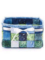 Biscuit Basket Pattern - Fabric Basket Pattern - #357802