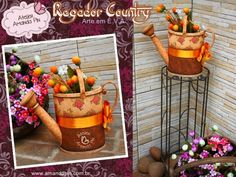 Regador country + amanda pin