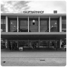 Moving on #Hildesheim #Bahnhof