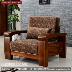 Wooden sofa sets for sale inspiration and pictures Wooden Sofa Set Designs, Chair Design Wooden, Sofa Furniture, Furniture Design, Furniture Stores, Living Room Sofa, Living Room Furniture, Latest Sofa Designs, Wooden Storage Bench