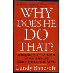 Insightful book I read during my victim advocate days...