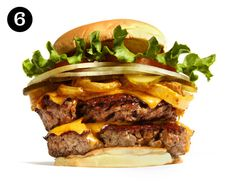 The Burger's Priest   Double Cheeseburger