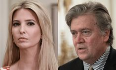 """Ivanka Trump to Steve Bannon: You are a """"f**ing liar"""""""