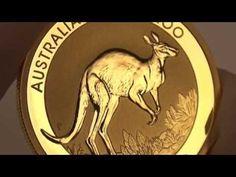 Close-up look at the 2017 Australian Kangaroo Gold Bullion Coin - Gold Silver Council