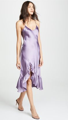 Find and compare Macy Silk Flounce Dress across the world's largest fashion stores! Cocktail Attire, Midi Cocktail Dress, 15 Dresses, Casual Dresses, Summer Dresses, Silk Charmeuse, Dressed To Kill, Dress For You, Silk Dress