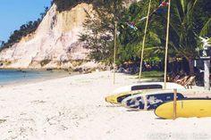 Strand von Gamboa #reisebericht #farbcafe