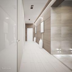 Дизайн коридора, холла