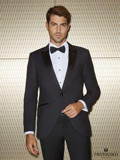 Fashion Kids, Smoking Azul, Black Suit Wedding, Mens Fashion Suits, Black Suits, Tuxedo, Suit Jacket, Jackets, Outfits