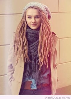 Awesome dreadlocks