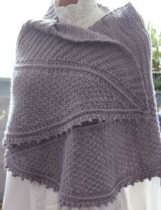 Kettle Yarn Co. Banff Aran - 55% British BFL/ 45% Alpaca ...Ravelry: katesmudges' Autumn Blush II