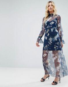 Maxi Dresses | Shop Maxi & Long Dresses | ASOS