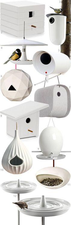 need a bird feeder: