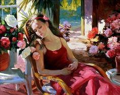 Vladimir Volegov  est un peintre russe. Il commence à peindre dès l'âge de 3 ans. Après avoir fréquenté une école d'art, il est admis à l...