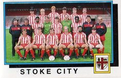 Stoke City Fc, Stoke On Trent, Team Photos, Football, Group, Board, Shopping, Image, Team Pictures