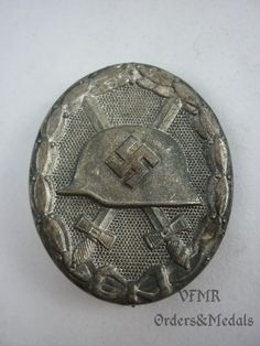 Germany - Wound badge in silver (World War 2)