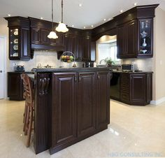Kitchen renovation  Photo posted by HSG Consulting Inc. located in Courtice