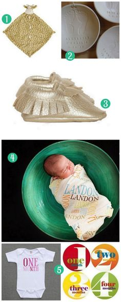 best personal gifts for baby (great for second babies or babies who already have the basics) | Oh Lovely Day