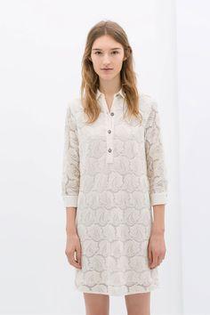 Zara 2014, vestido