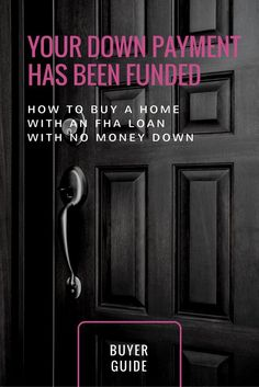 Your down payment has been funded. All you need to do now is find a home to buy. #dcrealtor #marylandrealtor #virginiarealtor