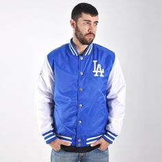 Baseball jacket los angeles