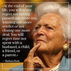 Life Lesson Quotes, Life Lessons, Life Quotes, Success Quotes, Inspirational Thoughts, Positive Thoughts, Positive Quotes, Barbara Bush, Basic Quotes
