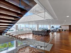 Sands Capital Management Offices - Arlington - Office Snapshots