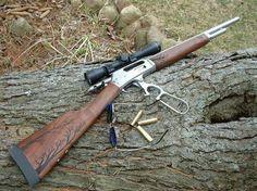 marlin liver action in Guns & Ammo Discussion Marlin 45 70, Henry Rifles, Lever Action Rifles, Military Guns, Military Slang, Cool Guns, Awesome Guns, Hunting Rifles, Man Up
