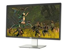 Dell P2815Q review  Dell made all the headlines when news of its affordable 4K monitor surfaced in this year's CES trade show, and now the Dell P2815Q has fially arrived in the UK.  Just like its Asus-branded competitor, the Dell P2815Q mounts a 28in, 3,840 x 2,160 TN panel atop an adjustable stand. The attractive, curvaceous chassis swivels left and right, tilts round into portrait mode and rises up and down by 115mm.