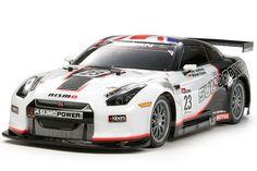 Tamiya Nissan GT-R Body Set / Tamiya USA