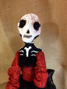 Remedios, Day of the Dead doll
