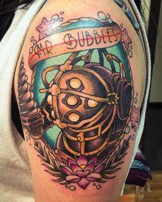 bioshock infinite tattoo - Google'da Ara