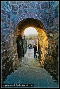 Gate of Ankara Castle