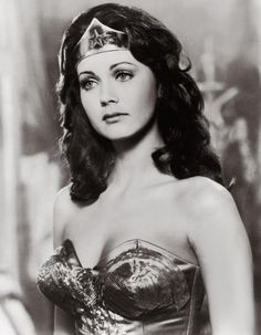 July 24, 1951 - Lynda Carter an American actress who played 'Wonder Woman' is born in Phoenix, Arizona