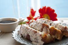 easy lemon poppy seed cake