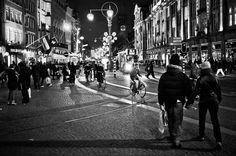 Amsterdam, downtown by Ton Heijnen, via 500px