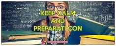 Devi recuperare qualche materia? Hai un esame imminente, ma con questo caldo non riesci a concentrarti? #Eureka!  www.eurekaesami.it @ewdolan @lauraperna1975