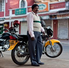 Pilot in Goa is a motorcycle taxi. The second fastest way to get around in Goa :)