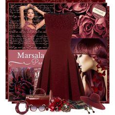 Marsala for Summer