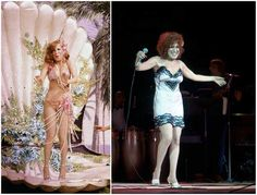 Bette Midler's body measurements