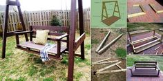 How To Build A Backyard Swing Set - Home Design - Google+