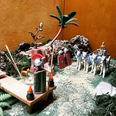 Guardia romana | Pesebre de Playmobil 2014 | Yo Pedro