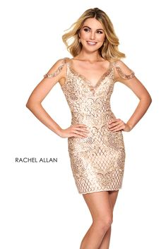 e566af0739 Designers at Rachel Allan are fully aware of the sentiments that every girl  associates with wearing a designer dress