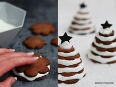 * Nicest Things - Food, Interior, DIY: Hungrig Auf Neues: Cinnamon Cookie Christmas Trees